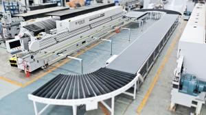 High Speed Edgebanding Technology