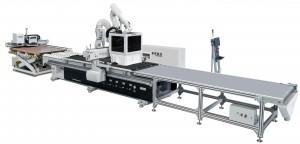 world brand Wood CNC Nesting Machine